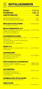 Infomerkblatt Hünenberg / Hünenberg See - Seite 2