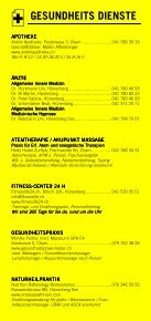 Infomerkblatt Hünenberg / Hünenberg See - Seite 3
