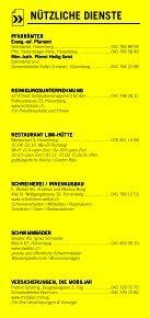 Infomerkblatt Hünenberg / Hünenberg See - Seite 6