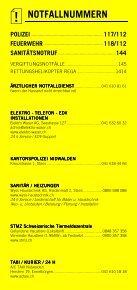 Infomerkblatt Hergiswil - Seite 2