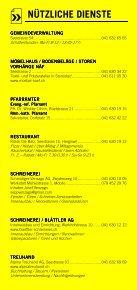 Infomerkblatt Hergiswil - Seite 6