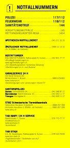Infomerkblatt Sursee und Umgebung - Seite 2