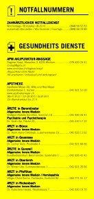 Infomerkblatt Sursee und Umgebung - Seite 3