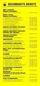 Infomerkblatt Sursee und Umgebung - Seite 4