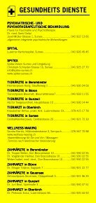 Infomerkblatt Sursee und Umgebung - Seite 7
