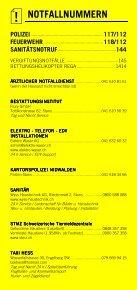 Infomerkblatt Stans und Umgebung - Seite 2