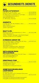 Infomerkblatt Stans und Umgebung - Seite 4