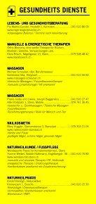 Infomerkblatt Stans und Umgebung - Seite 5