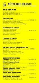 Infomerkblatt Stans und Umgebung - Seite 7