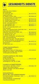 Infomerkblatt Region Surselva - Seite 4