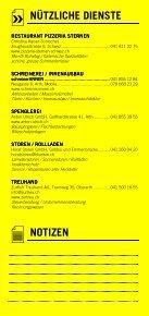 Infomerkblatt Goldau / Oberarth / Arth / Lauerz - Seite 6