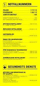 Infomerkblatt Buchs ZH-Dällikon - Seite 2