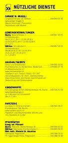 Infomerkblatt Buchs ZH-Dällikon - Seite 5
