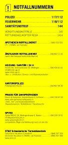 Infomerkblatt Otelfingen / Boppelsen / Dänikon / Hüttikon - Seite 2