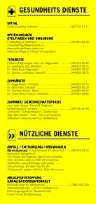 Infomerkblatt Otelfingen / Boppelsen / Dänikon / Hüttikon - Seite 4