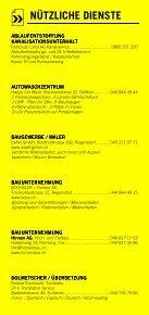 Infomerkblatt Regensdorf, Adlikon, Watt - Seite 6