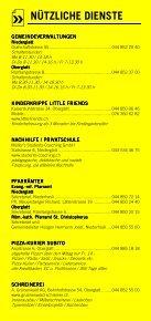 Infomerkblatt Niederglatt / Oberglatt - Seite 5