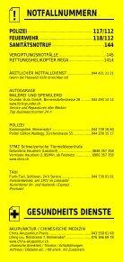 Infomerkblatt Uitikon / Waldegg - Seite 2