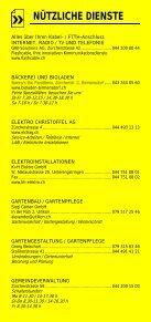 Infomerkblatt Uitikon / Waldegg - Seite 4