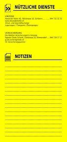 Infomerkblatt Uitikon / Waldegg - Seite 6