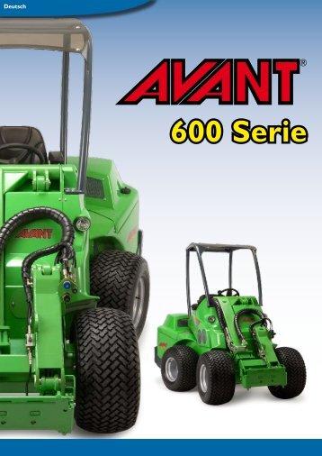 600 Serie - VONBLON MASCHINEN GMBH