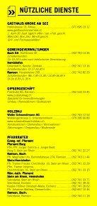 Infomerkblatt aus dem Bezirk Stein - Seite 5