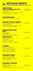 Infomerkblatt Dietlikon / Wangen / Brüttisellen - Seite 5