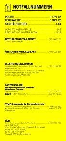 Infomerkblatt Amriswil / Biessenhofen / Dozwil / Hagenwil bei Amriswil / Hefenhofen / Sommeri - Seite 2