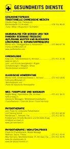 Infomerkblatt Amriswil / Biessenhofen / Dozwil / Hagenwil bei Amriswil / Hefenhofen / Sommeri - Seite 4