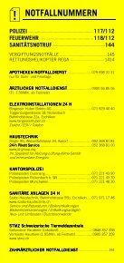 Infomerkblatt Sirnach / Busswil und Umgebung - Seite 2