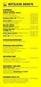 Infomerkblatt Sirnach / Busswil und Umgebung - Seite 7