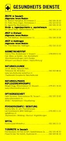 Infomerkblatt Seuzach und Umgebung - Seite 3