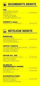 Infomerkblatt Seuzach und Umgebung - Seite 4