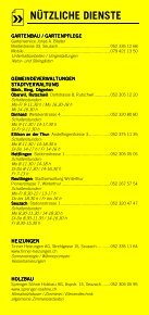 Infomerkblatt Seuzach und Umgebung - Seite 5