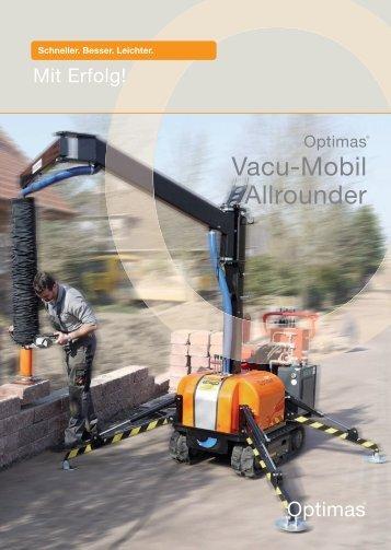 Vacu-Mobil Allrounder - Galabautechnik