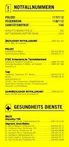 Infomerkblatt Meilen - Seite 2