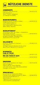 Infomerkblatt Meilen - Seite 7