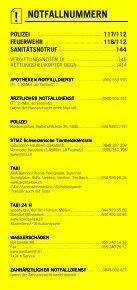 Infomerkblatt Stäfa / Uerikon / Uetikon am See / Männedorf - Seite 2