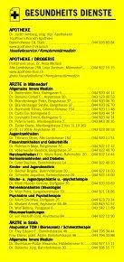 Infomerkblatt Stäfa / Uerikon / Uetikon am See / Männedorf - Seite 3