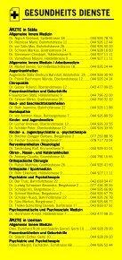 Infomerkblatt Stäfa / Uerikon / Uetikon am See / Männedorf - Seite 4