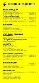 Infomerkblatt Stäfa / Uerikon / Uetikon am See / Männedorf - Seite 5