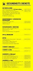 Infomerkblatt Stäfa / Uerikon / Uetikon am See / Männedorf - Seite 6