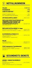 Infomerkblatt Gebiet Mutschellen (Rudolfstetten) - Seite 2