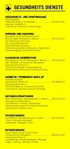 Infomerkblatt Gebiet Mutschellen (Rudolfstetten) - Seite 5