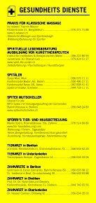 Infomerkblatt Gebiet Mutschellen (Rudolfstetten) - Seite 6