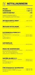 Infomerkblatt Geroldswil / Oetwil an der Limmat - Seite 2
