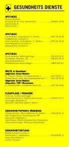 Infomerkblatt Geroldswil / Oetwil an der Limmat - Seite 3