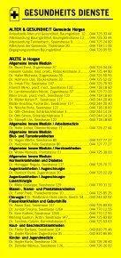 Infomerkblatt Horgen / Horgenberg - Seite 3