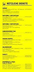 Infomerkblatt Horgen / Horgenberg - Seite 7
