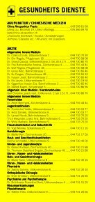 Infomerkblatt Schlieren - Seite 3